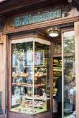 Fachada El Riojano, pastelería