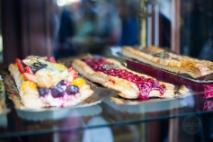 El Riojano, pasteles