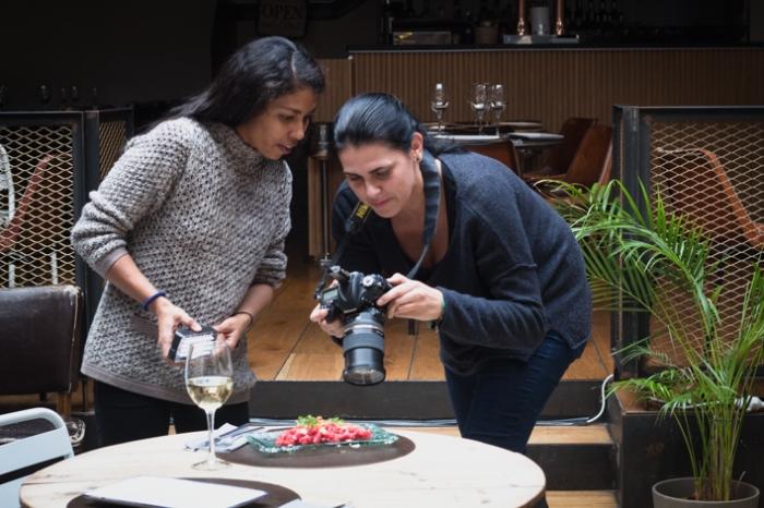 Maria V y Gaby del equipo Asifué Photography