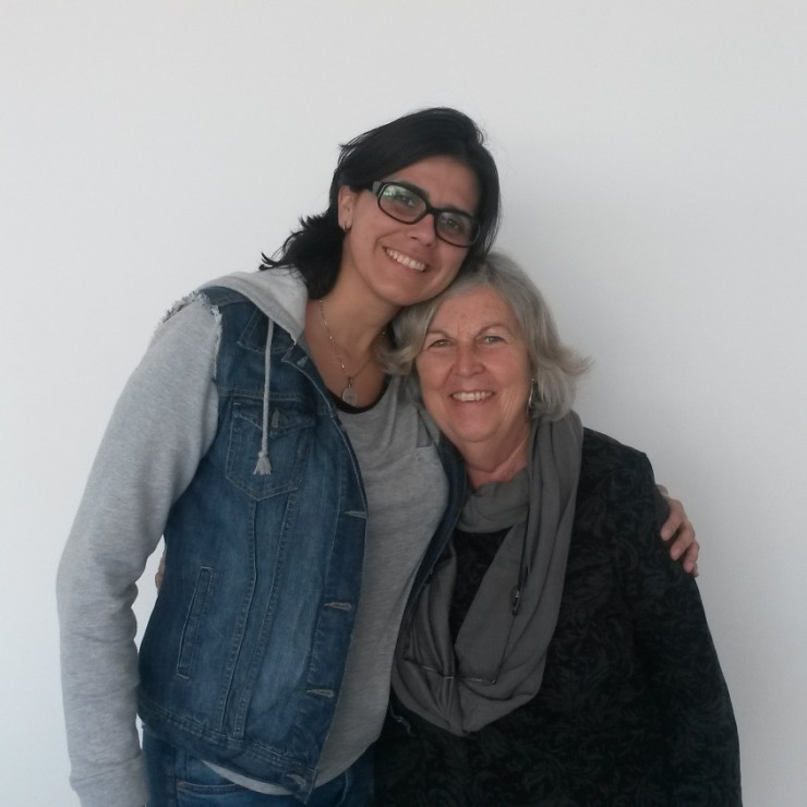 Pilar Pequeño y yo