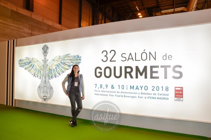 32 Salón Gourmets, Madrid