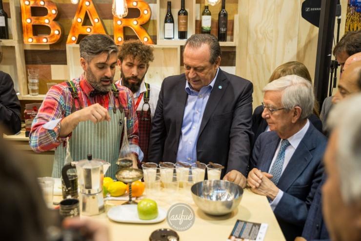 Embajador de Argentina en Madrid